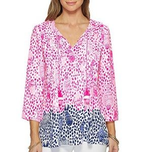 SALE! Lilly Pulitzer Marilana Top